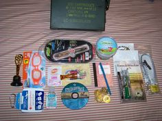 Great geocaching swag ideas. And things to avoid. *Did you know it is considered rude to leave a golf ball? My kids would be thrilled to find one!
