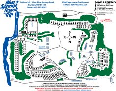 Blue Springs Ranch & Resort :: Bourbon, MO 65441 :: Cabin, Campground, Floating & Canoe Rental