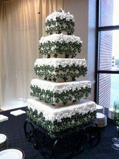 Düğün pastası / Wedding cake...