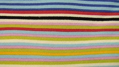THE GALLERY COLLECTION COLORFUL STRIPES SILK NECKTIE TIE MJN0416B #E02