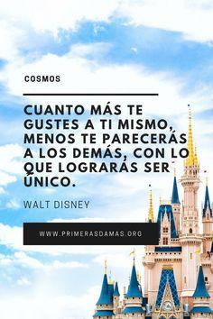 """Frases inspiradoras. Frase de Walt Dsiney. Visitá nuestro artículo sobre el """"Síndrome Disney"""" haciendo click en la imagen."""