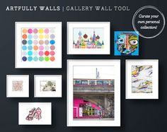 Online Resource: How To Curate Gallery Walls