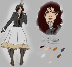 Jezebel Reference by fantasyne-arts on DeviantArt