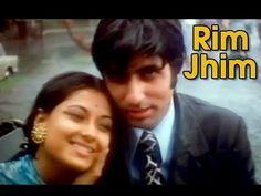 Rim Jhim Gire Sawan - Classic Romantic Rain Song - Amitabh Bachchan, Mou...