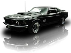 1969 Ford Mustang Boss Photo Gallery - ClassicCars.com & Hemmings Motor News