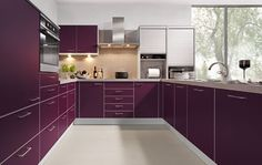 Nolte kitchens are one of the biggest German kitchen brands and offer a combination of great design and quality.