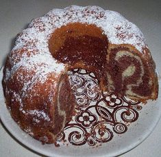 Marmorkuchen mit Schmand 35