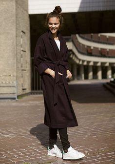 Модель: Джена Голдсах (Models1), стиль: Александра Карл, фото: Эрик Вольстрём   . Изображение №3.