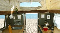 Living The Dream Chinook Chinook Camper, Chinook Rv, Truck Bed Camper, Diy Camper, Toyota Chinook, Mini Motorhome, Bug Out Vehicle, Truck Interior, Camper Renovation