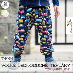 UPGRADE: Šaty symfonie – 34 – 56 (horní díl) – Caramilla.cz Parachute Pants, Fashion, Moda, Fashion Styles, Fashion Illustrations