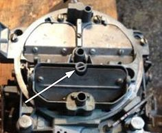 How to rebuild a Rochester Quadrajet 4MV carburetor