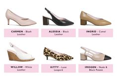 Comfort and style with every step! For women with problem feet, wide feet, bunions, plantar fasciitis and so much more! Shop the Collection and find your Sole Bliss! Beautiful Heels, Hello Beautiful, Best Shoes For Bunions, Court Heels, Comfortable Heels, Plantar Fasciitis, Wide Feet, Bliss, Stylish