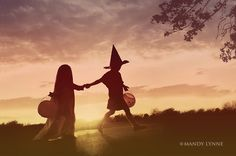 23 Pumpkin and Halloween photography ideas for pictures of kids and candy corn and other holiday fun. Love this kids witch silhouette photo. Halloween Quotes, Halloween Pictures, Holidays Halloween, Halloween Kids, Vintage Halloween, Happy Halloween, Halloween Stuff, Halloween Costumes, Halloween Countdown