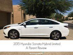 2015 Hyundai Sonata Hybrid Limited Review
