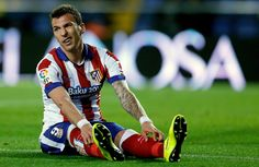 Diego Simeone: 'Manchester United could complete transfer of Atletico Madrid's Mario Mandzukic'