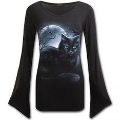 SPIRAL Mystical Moonlight pitkähihainen XL 32,90e (Na-glothing)