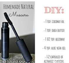 Seriously interesting…now how do U clean out a mascara tube . Seriously interesting…now how do U clean out a mascara tube . Seriously interesting…now how do U clean out a mascara tube . Homemade Mascara, Homemade Cosmetics, Belleza Diy, Tips Belleza, Beauty Care, Diy Beauty, Beauty Hacks, Diy Maquillage, Natural Mascara