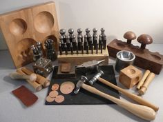 Create a Metalsmithing studio of My Own.   Go Mighty