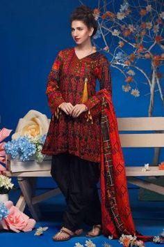 Warda Introducing Summer Lawn Collection 2017 | PK Vogue