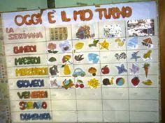 Disegni idee e lavoretti per la scuola dell 39 infanzia e for Cartelloni scolastici