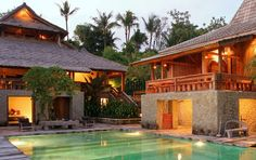 Bali House Styles & Design