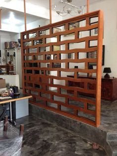 mid century modern plywood room dividers - Yahoo Image Search Results
