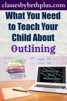 Teaching outlining
