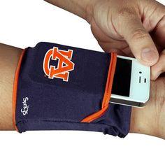 Auburn Tigers Big Banjees Wrist Wallet - Navy Blue #UltimateTailgate #Fanatics