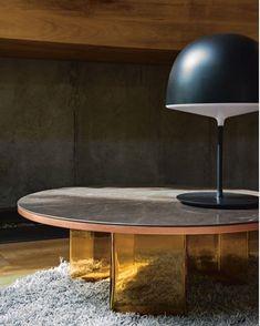 MMI INSPIRATION • Need this coffee table in polished brass with the gorgeous marble top via @architonicag ••• . . . . #mmiinspiration #coffeetable #coffeetablegoals #polishedbrass #marblecoffeetable #archilovers #architonic #vignette #luxuryfurniture #luxefurniture #modernfurniture #homedesign #homedecoration #interiordesignideas #melaniemorrisinteriors @melaniemorrisinteriors