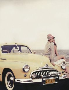 1940s by the Sea