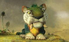 Photo of Chunky for fans of The Croods.