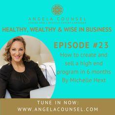 HWWB Episode 23 - Michelle Hext