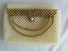 28 Moti purse ideas | beaded bags, beaded purses, bead work