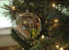 Pinner said........Make a Geocaching Christmas Ornament