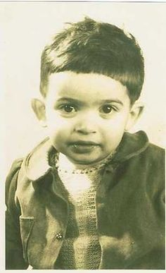 2 year old Michiel Adriaan Belifante sadly killed in Auschwitz on October 25, 1944.