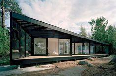 archipelago house 1 Modern Swedish Homes – Scandinavian Summer Cottage Design