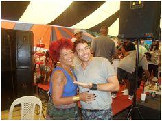13/03/2016. SAMBA CONEXÃO NEWS - www.sambaconexaonews.com.br/home/ - Curta nossa página - www.facebook.com/conexaosambar/?fref=nf QUINTAL DO PAGODINHO, Sítio dos Bandeirantes. Uma das maiores cantoras e compositoras que eu já conheci da música popular brasileira [MPB], Denise Mattos- www.facebook.com/denisemattosoficialdivulgacao - Mulher forte, dona de uma voz maravilhosa... Meus aplausos! Hoildo Oliveira Coiffeur, o cabeleireiro das musas, rainhas e imprensa do carnaval carioca (21)…