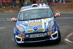 Challenge Renault Twingo R2: Comienza la temporada 2012 con victoria de Marcos B. Diego