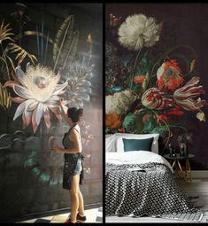 Cabeceros de Cama: Encuentra aquí + 50 Diy para hacer el tuyo propio Art Deco, Diy, Macrame, Bedrooms, Painting, Amor, Decorate Walls, Furniture, Bedroom Vintage