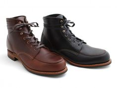 Wolverine 1000 Mile Courtland Boot by Leffot  http://www.facebook.com/DressShoesandSneaker  http://dressshoesandsneakers.tumblr.com/