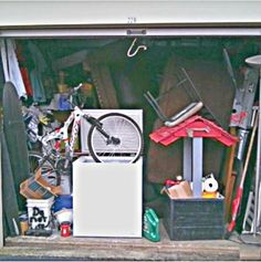 1x15. Unit is said to contain freezer, furniture, bike, tool chest, misc items.. #StorageJan 7, 2016 3:00PM America/Los_Angeles. Lien Sale.