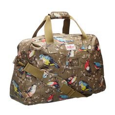 Garden Birds Travel Bag, $120 (great for weekend trips)
