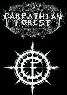 Carpathian Forest - Encyclopaedia Metallum: The Metal Archives Heavy Metal Rock, Black Metal, Death Metal, Carpathian Forest, Chaos Lord, Crust Punk, Extreme Metal, Metallic Wallpaper, Band Logos