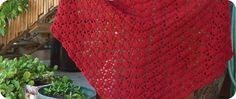 Chal elise Blanket, Crochet, Fashion, Shawl, Crocheting, Fashion Styles, Chrochet, Fasion, Rug