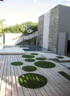 If you are working with the best backyard pool landscaping ideas there are lot of choices. You need to look into your budget for backyard landscaping ideas Modern Landscape Design, Modern Landscaping, Landscape Architecture, Backyard Landscaping, Backyard Ideas, Landscaping Ideas, Modern Design, Landscape Materials, Urban Design