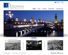Site internet sur mesure :  http://www.odgamm.com/  67, avenue Marceau - 75116 Paris  Tél. 01 42 25 19 00   E-Mail contact@odgamm.com
