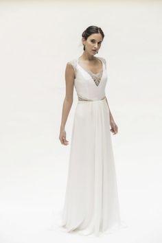 Vestidos de novia para mujeres de baja estatura