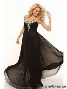 Awesome Black ball gowns under 100 2018-2019 Check more at http://myclothestrend.com/dresses-review/black-ball-gowns-under-100-2018-2019/
