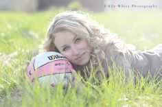 Teen girl - Love this Volleyball picture(:  Gotta do this one(: