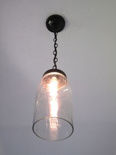 Chicken Wire Farmhouse Large Pendant Light | Large pendant ...